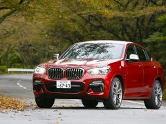 【試乗レポート・BMW X4】見た目も走りも迫力十分! スポーティ系SUVの大本命