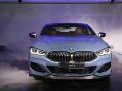 BMWから美しきラグジュアリークーペ 8シリーズが登場