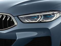 BMW、新型ラグジュアリークーペ「8シリーズ クーペ」を発売