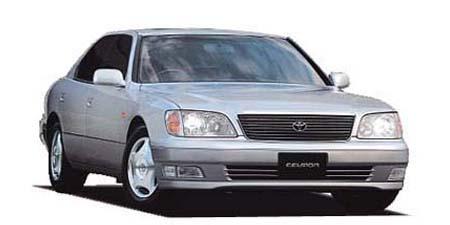 トヨタセルシオの中古車購入の際の選び方の参考ポイント