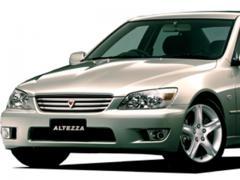 トヨタアルテッツァのおすすめの中古車をまとめてみた