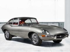 ジャガー、クラシックカーのレストアモデル「ジャガーEタイプ リボーン」を限定販売