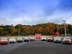 2018-2019 日本カー・オブ・ザ・イヤー 10ベストカー試乗・取材会が実施される