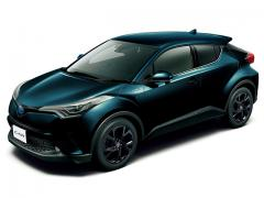 トヨタ、コンパクトSUV「C-HR」に特別仕様車2モデルを追加