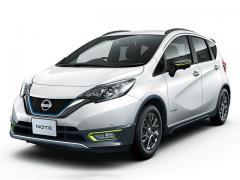 日産、「ノート」に特別仕様車「C-Gear Limited」を追加