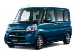 スバル、軽自動車「シフォン」の特別仕様車「G Special Sport スマートアシスト