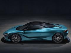 マクラーレン、スーパーシリーズの新型モデル「720Sスパイダー」を発表