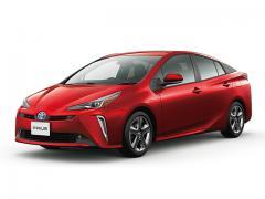 トヨタ、「プリウス」をマイナーチェンジ エクステリアデザインを変更