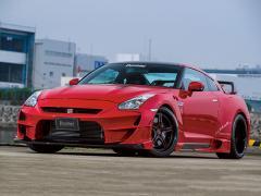 【グーパーツ】最新カスタムカーをまるごと紹介! GT-R