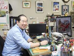 今だからこそ面白い! 『よろしくメカドック』作者 次原隆二先生インタビュー