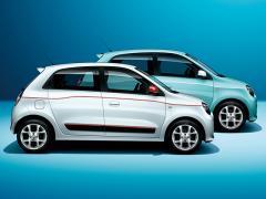 ルノー、トゥインゴに専用配色の限定車を追加