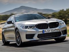 BMW、M5コンペティションを発売