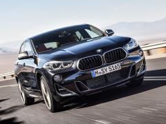 BMW、新型X2にスポーティーモデル「X2 M35i」を追加