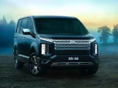 三菱自動車、オールラウンドミニバン新型「デリカD:5」を発売