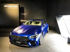 AMGの新型GT 4ドアクーペ発表会レポート! 実車写真も紹介!