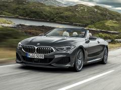 BMW、ラグジュアリーなオープンモデル「BMW8シリーズ カブリオレ」を発売