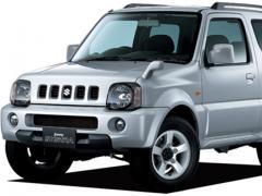 スズキジムニーシエラの中古車購入の際の選び方の参考ポイント