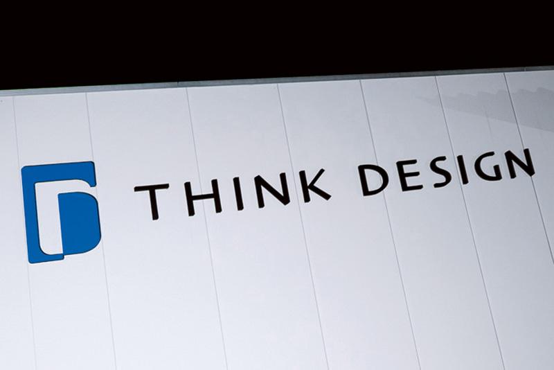 シンクデザインロゴの画像