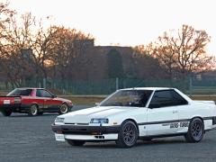 スカイラインの血統 NISSAN SKYLINE  RS/RS-TURBO DR30