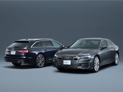 アウディ、新型セダン「A6」/ワゴンモデル「A6アバント」を発売
