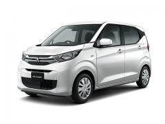 三菱自動車、新型軽自動車「eKワゴン」「eKクロス」の予約受付開始