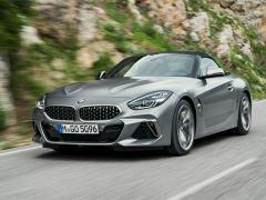 BMW、オープンスポーツ・新型Z4を発売