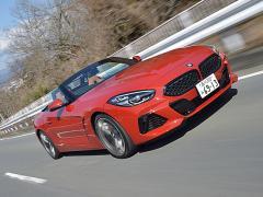 BMW 新型Z4公道インプレッション【先取り実力チェック!】