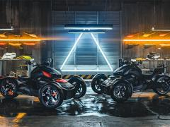 BRP、「Can-Am Ryker」を発売