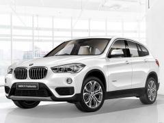 BMW、コンパクトSUV「X1」の特別限定車を日本で発売