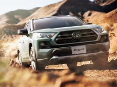 トヨタ、新型RAV4を発売 新4WDシステム「ダイナミックトルクベクタリングAWD」を世界