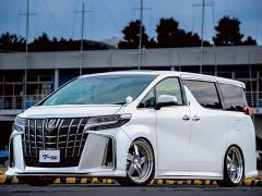 【グーパーツ】最新カスタムカーをまるごと紹介! ALPHARD