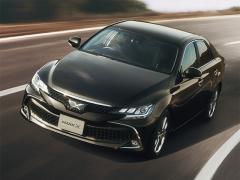 トヨタ、マークXの特別仕様車「ファイナル エディション」を発売