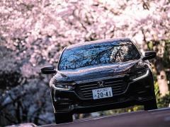 【注目モデルで春ドライブへ】HONDA インサイト