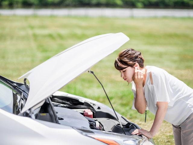 バッテリー上がりの症状と原因