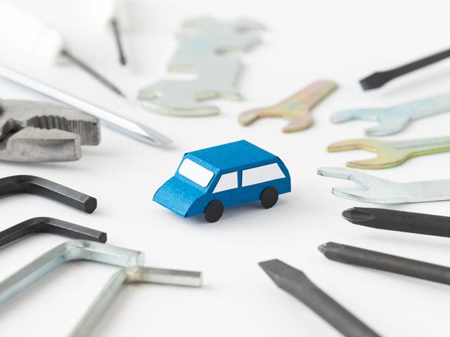 ユーザー車検を受ける前にやっておくべきメンテナンス