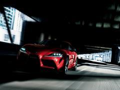 トヨタ、新型スポーツカー「スープラ」を発売