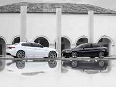 アルファロメオ、ジュリアにエレガントな限定車を設定