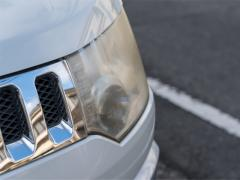 ヘッドライトが黄ばむ原因と黄ばみ除去・予防方法