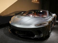 マクラーレンから新コンセプト「GT」が登場。軽さにこだわった高級グランドツアラー