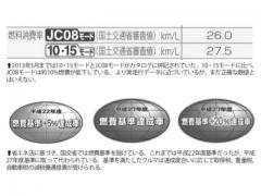 JC08モードと10・15モードの違いとは