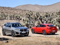 BMW、Mモデル「新型X3 M/X4 M」を発表
