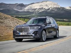 BMW、最上級ラグジュアリーの新型SUV「X7」を発売