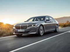 BMW、フラッグシップセダン「7シリーズ」をマイナーチェンジ