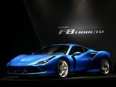 フェラーリの最新V8モデル「F8 トリブート」が日本上陸