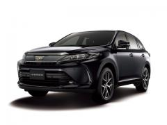 トヨタ、ハリアーの特別仕様車「プレミアム スタイル ノアール」を発売
