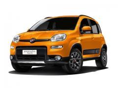 フィアット、鮮やかなオレンジの限定車「パンダ 4×4 スッコーサ」を発表