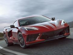 NSXやフェラーリと同じミッドシップレイアウトへ。新型シボレーコルベットスティングレイ誕生