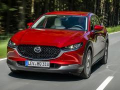 スクープ! マツダの新SUV・CX-30正式予約開始は2019年9月末