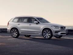 ボルボ、XC90をマイナーチェンジと同時に特別仕様車「D5 AWD R-デザイン」を発売