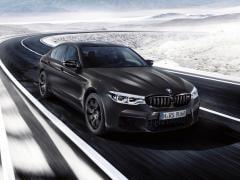 BMW、M5誕生35周年を記念した限定車「M5 35 Jahre Edition」を発売